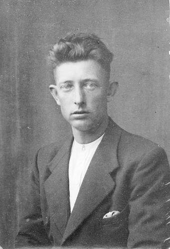 Wakker Johannes W 1907 19__ Portret