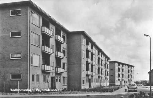 Wijnmalenstraat 1967