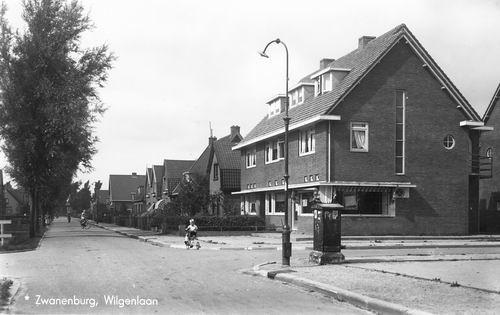 Wilgenlaan 0111 1941 winkel Jamin