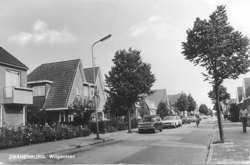 Wilgenlaan 0153- 1973 Huizen
