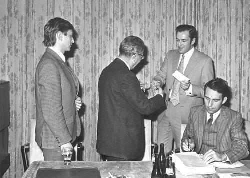 Winkeliersvereniging Hoofddorp 1970 Sinterklaas aktie 06