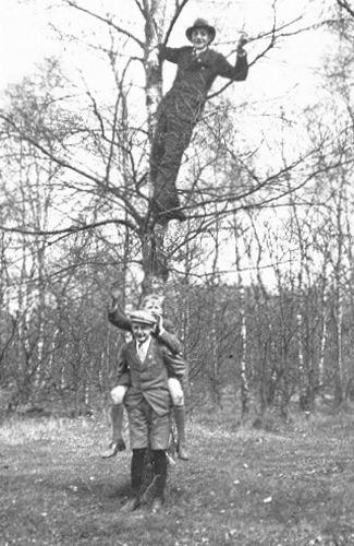 Woude Henk vd 1932-34 in Boom met vd Ree en Poldervaart