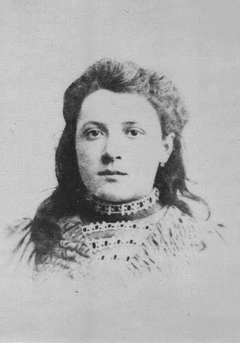 Woude - Meijer Elisabeth van der 1891 19__ Portret