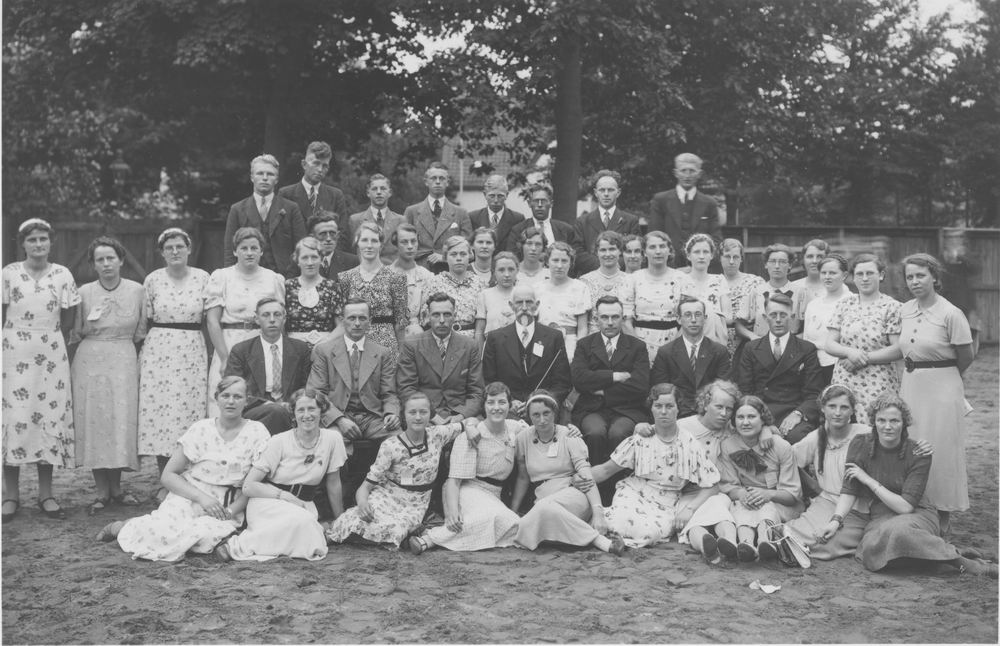 Zangvereniging Hosanna in Excelsis 1937 in Zeist