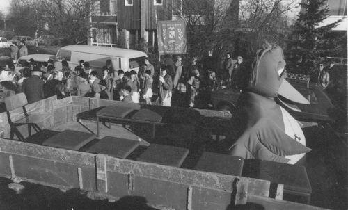 Zeemanlaan 0013-11 1973-74 Carnavaloptocht