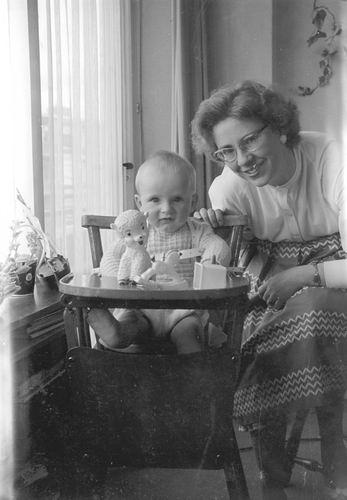Zijverden Onbekend v Echtpaar Wim de Vries 1959