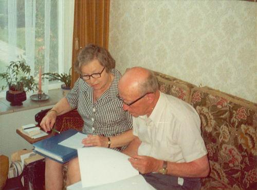<b>ZOEKPLAATJE:</b>&nbsp;Zijverden Onbekend v Echtpaar Wim de Vries 1973 01