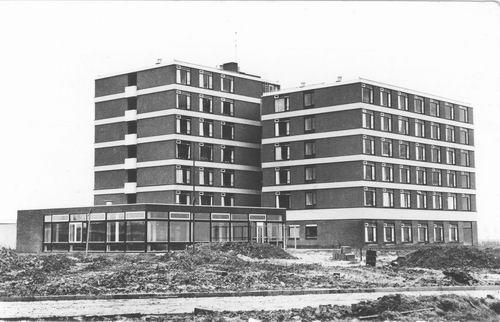 Zuiderdreef 1970 Westerkim Bejaardenhuis Achterkant_2