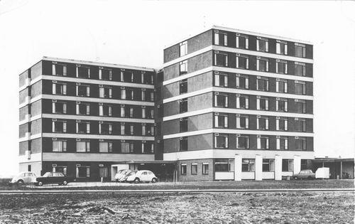 Zuiderdreef 1970 Westerkim Bejaardenhuis Voorkant