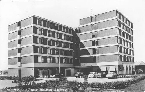 Zuiderdreef 1971 Westerkim Bejaardenhuis