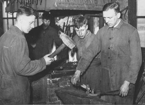 Zuijdam D W 1941-42 Cursus Hoefbeslag 02