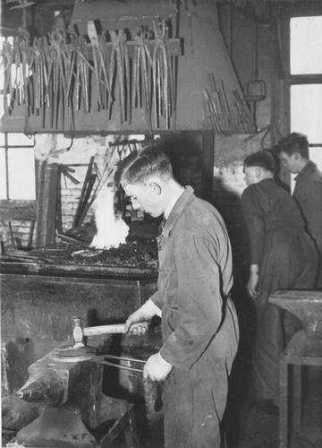 Zuijdam D W 1941-42 Cursus Hoefbeslag 06