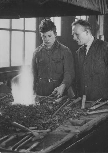 Zuijdam D W 1941-42 Cursus Hoefbeslag 08
