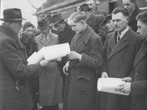Zuijdam D W 1941-42 Cursus Paardenkennis 11