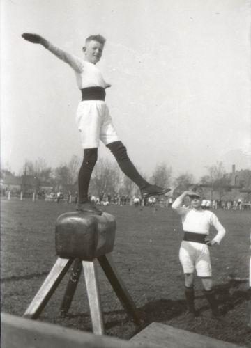 Gymnastiekvereniging 19__ met Dirk M Zuijdam 01