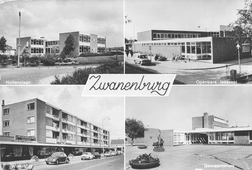 Zwanenburg 4-luik 1969