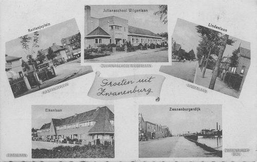 Zwanenburg 5-luik 1937
