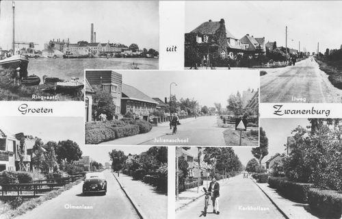 Zwanenburg 5-luik 1953