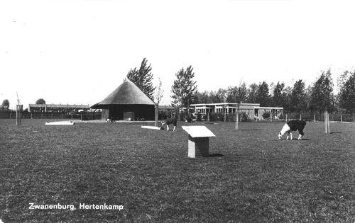 Zwanenburg Hertenkamp 1974