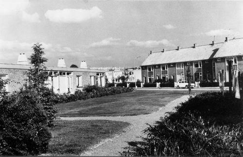 Zwanenburg Ouden van Dagen-centrum 1969 05