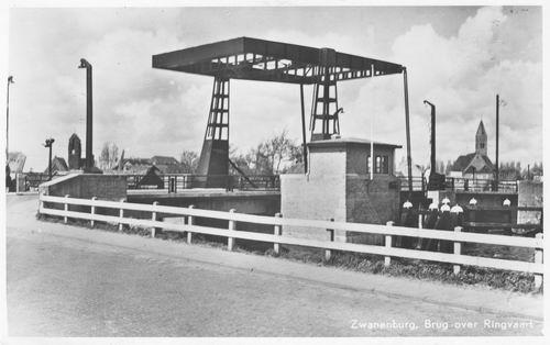 Zwanenburgerdijk 047_ 1958 Ophaalbrug