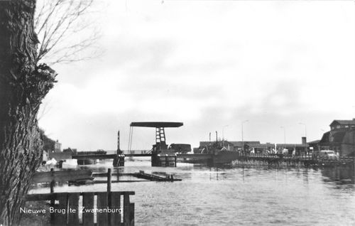 Zwanenburgerdijk 047_ 1959 Ophaalbrug