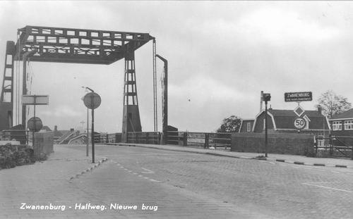 Zwanenburgerdijk 047_ 1965 Ophaalbrug