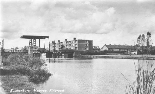 Zwanenburgerdijk 047_ 1968 Ophaalbrug