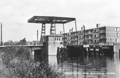 Zwanenburgerdijk 047_ 1969 Ophaalbrug