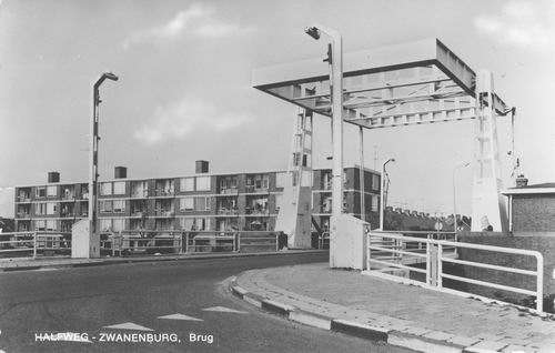 Zwanenburgerdijk 047_ 1973 Ophaalbrug