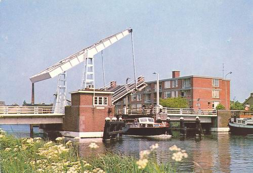 Zwanenburgerdijk 047_ 1999 Ophaalbrug