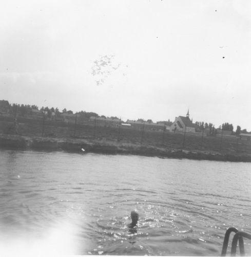 Zwembad 1959 met Ans Kaslander
