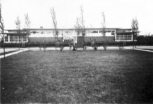 Aalsmeer Hortensiaplein 19__ Huishoudschool