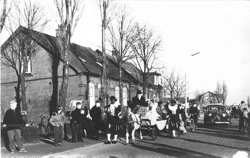 Aalsmeerderdijk 0231-232 195_ Optocht Sinterklaas