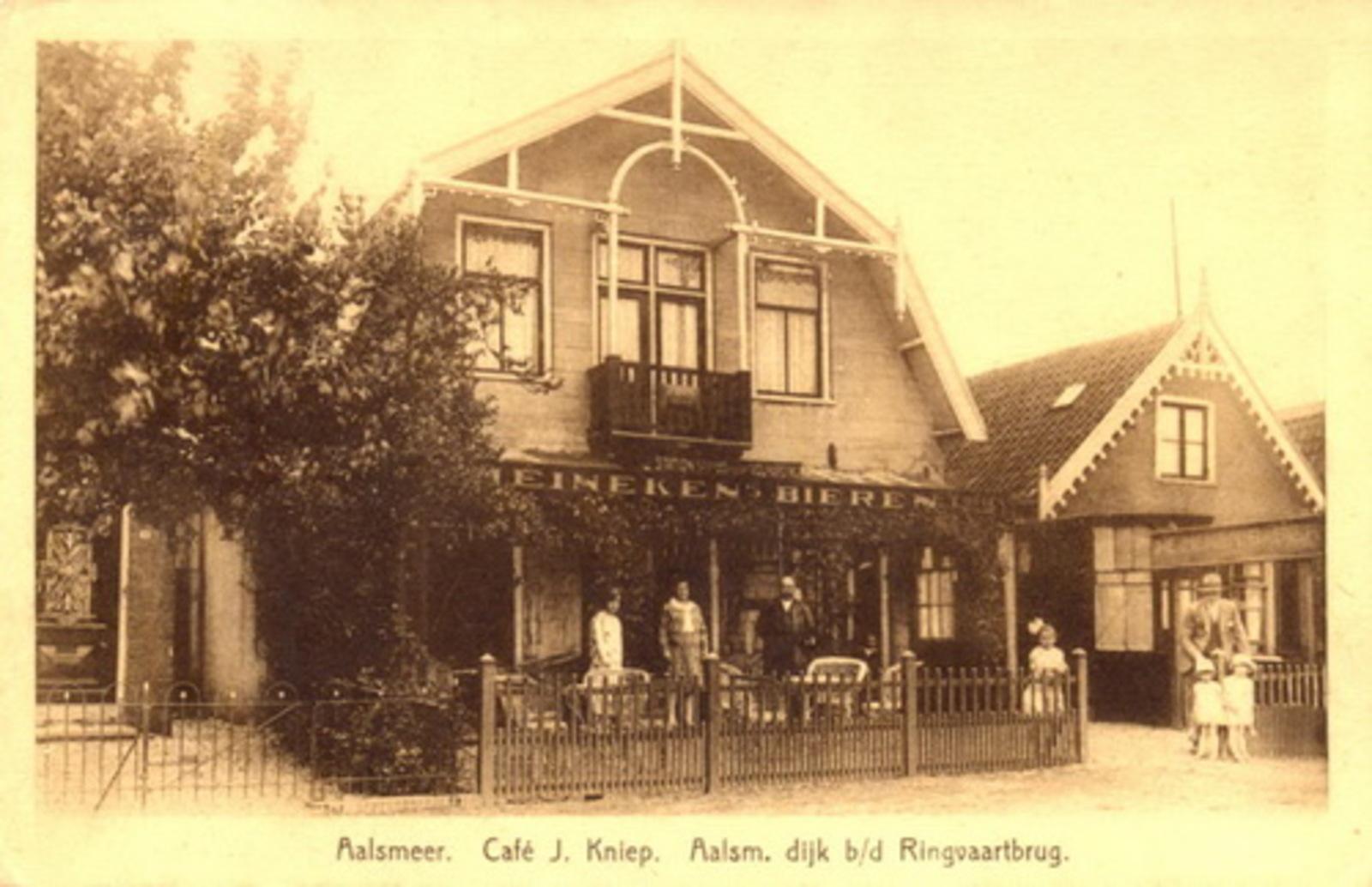 Aalsmeerderdijk 0391 19__ Cafe Kniep 04