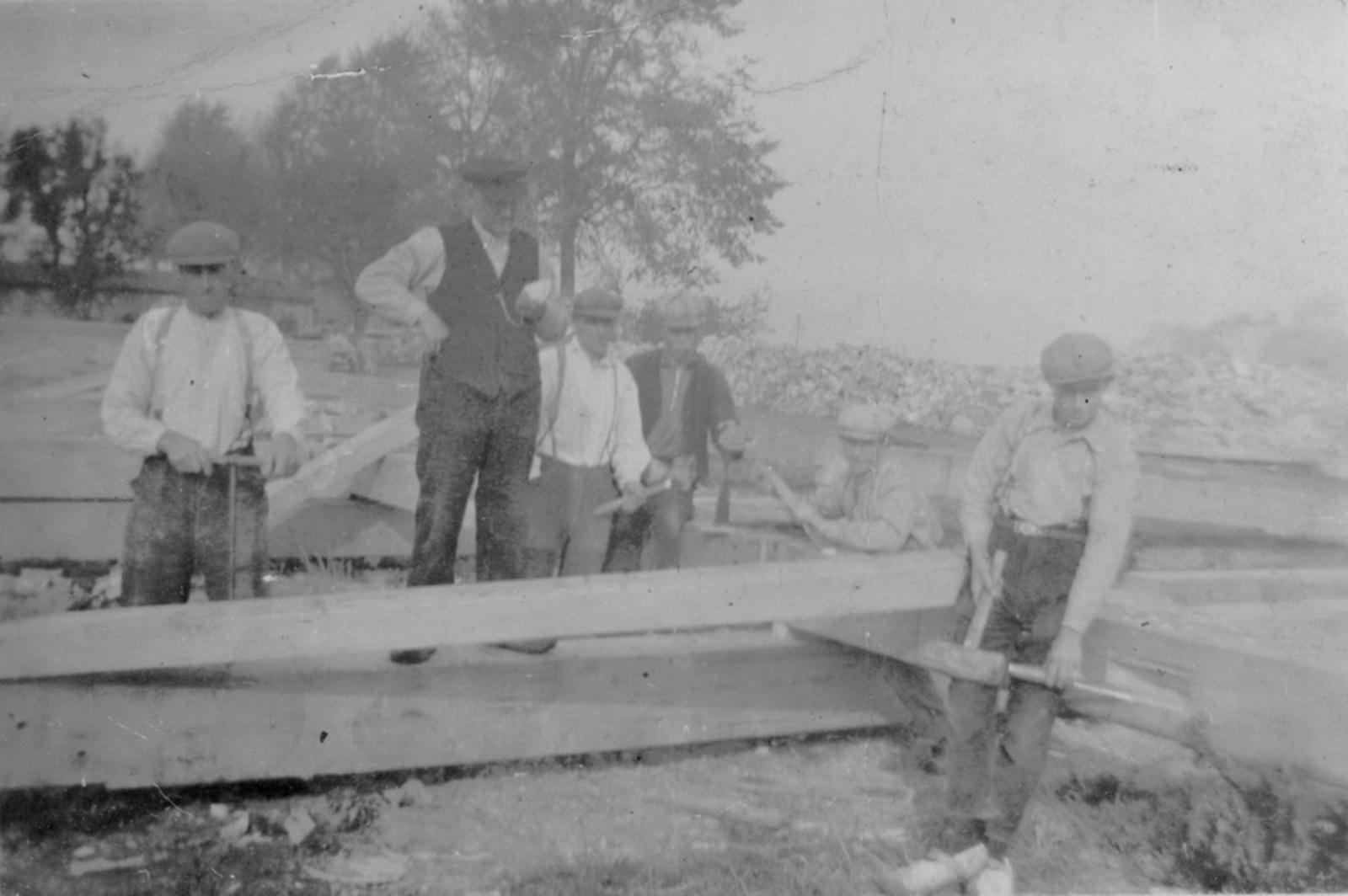 Aalsmeerderweg O 0000 1933 Boerderijbouw bij Pruissen 01