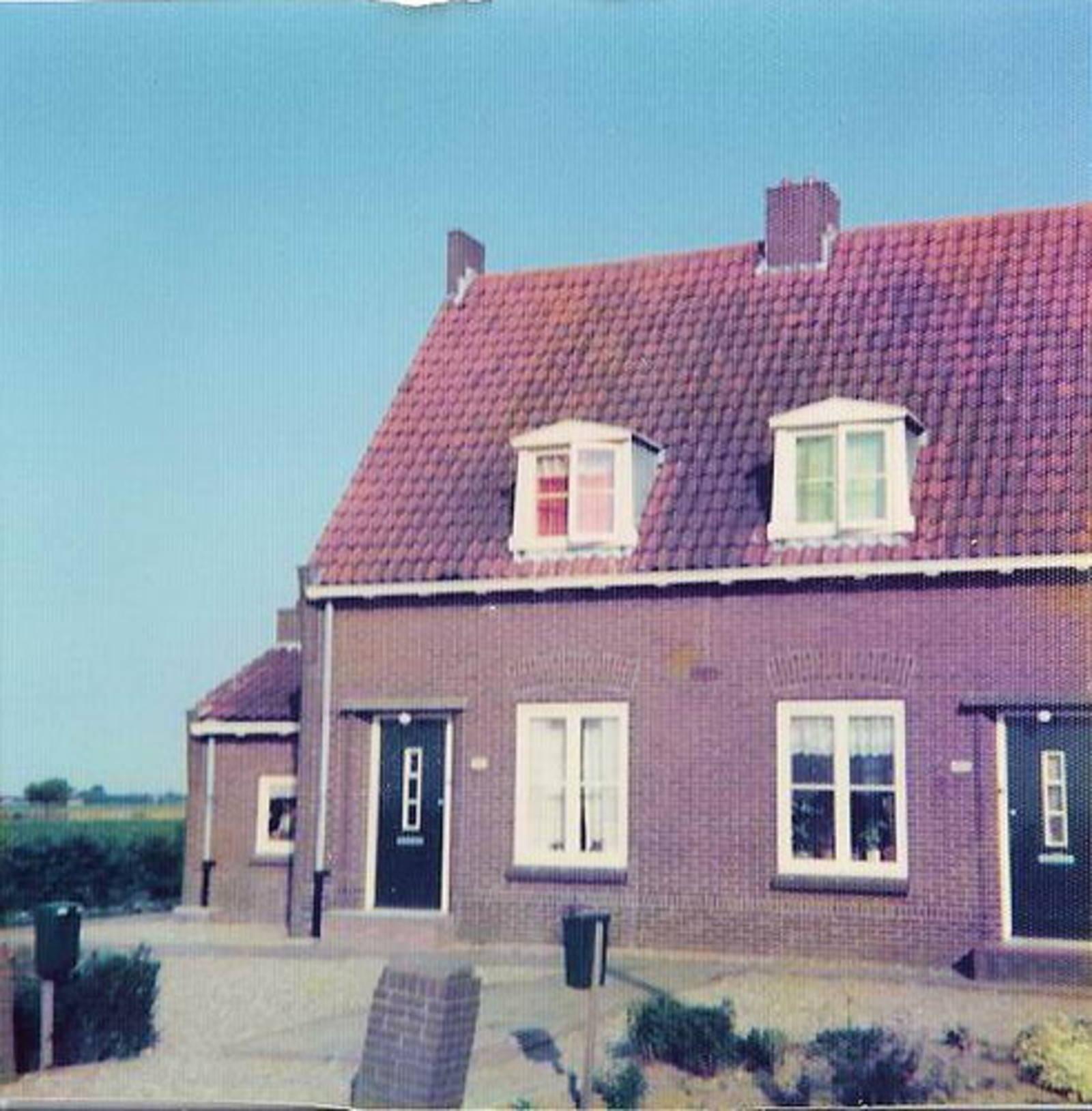 Aalsmeerderweg O 0486 1974± Huize Gortzak 01