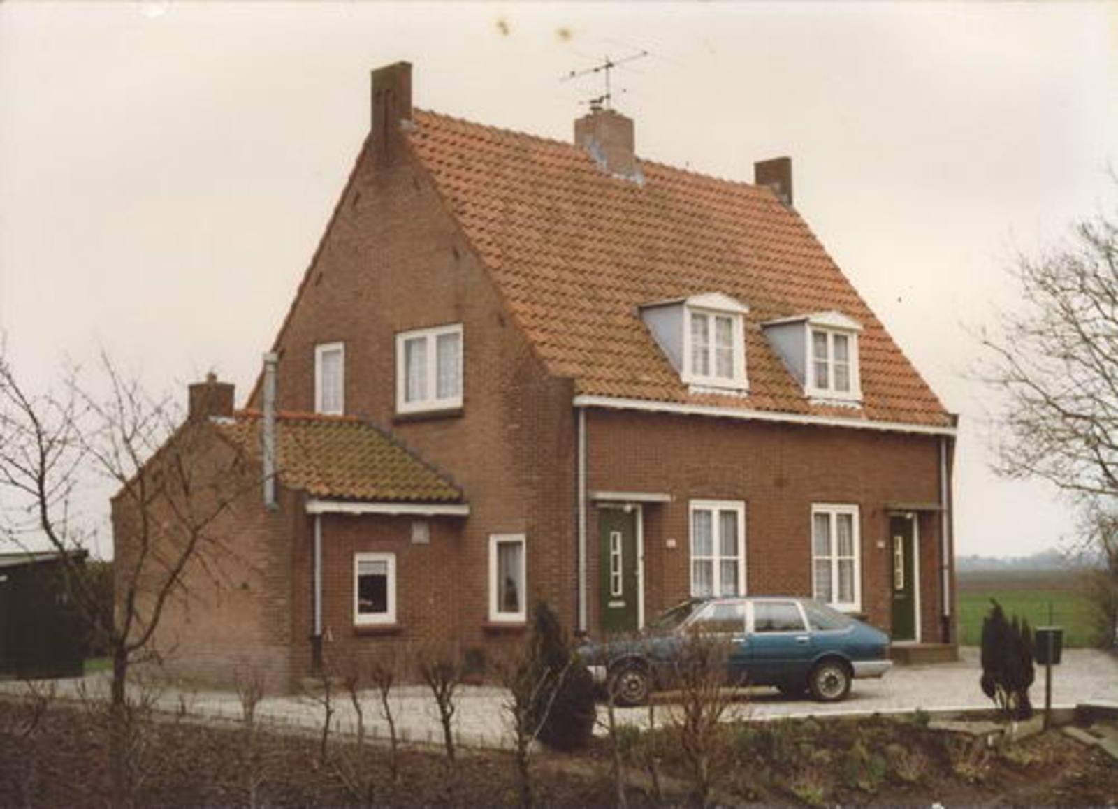 Aalsmeerderweg O 0486 1985± Huize Gortzak