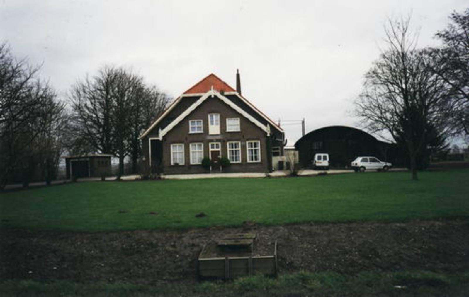 Aalsmeerderweg O 0512 2000± Tienhoven