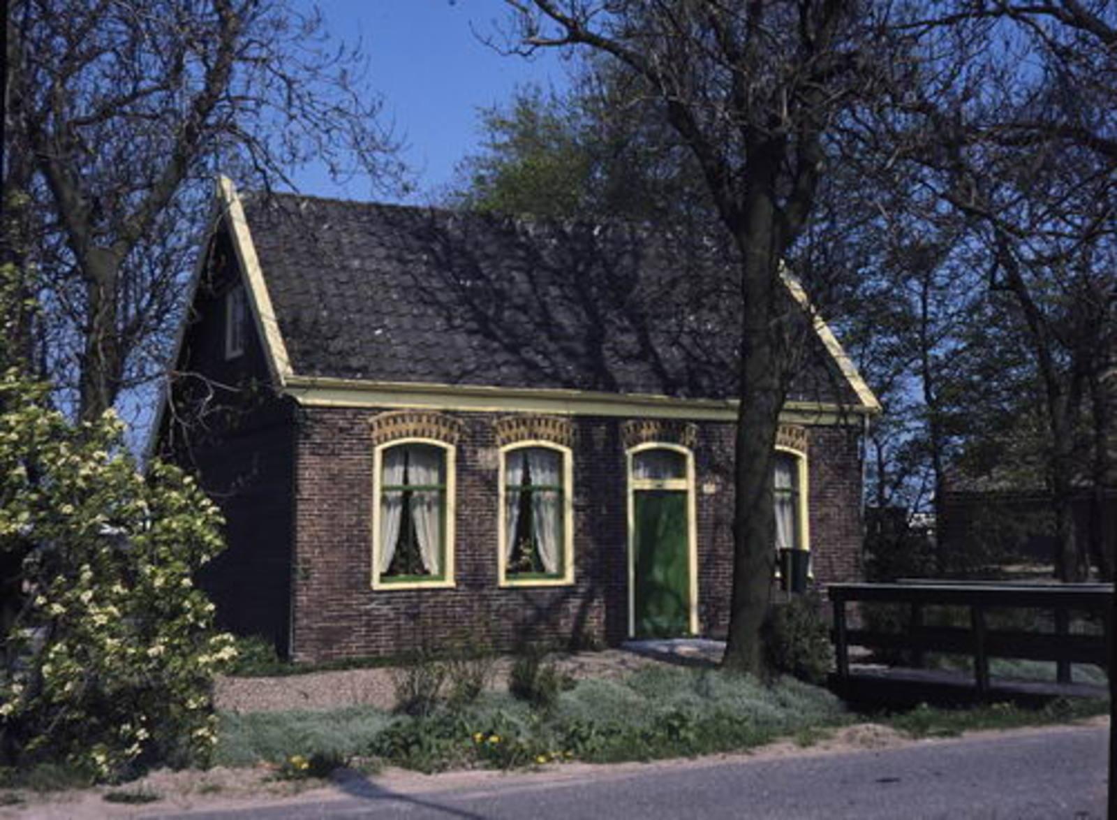 Aalsmeerderweg W 0373 19__ De Zwaluw Arbeidershuisje