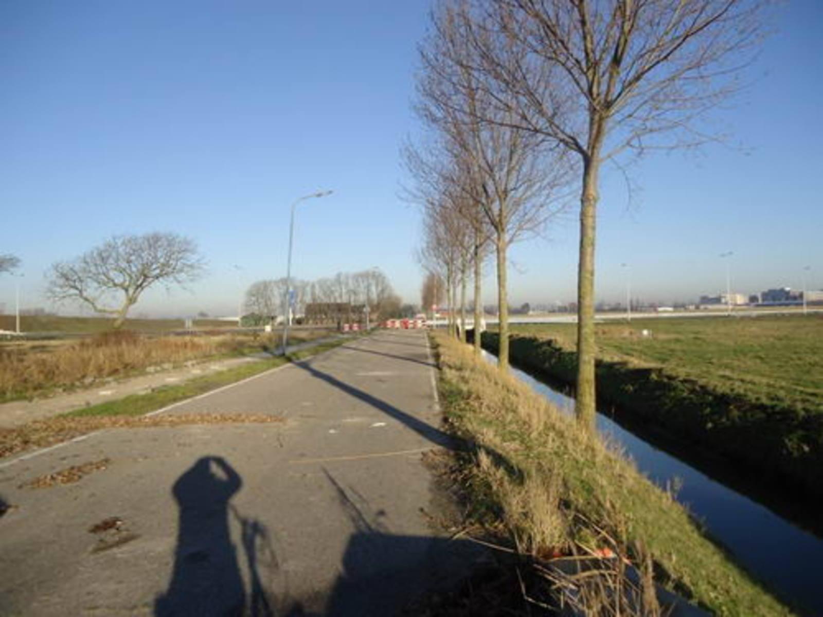 Aalsmeerderweg W 0600± 2013 12 11 Nieuwe wegen ivm N201 11