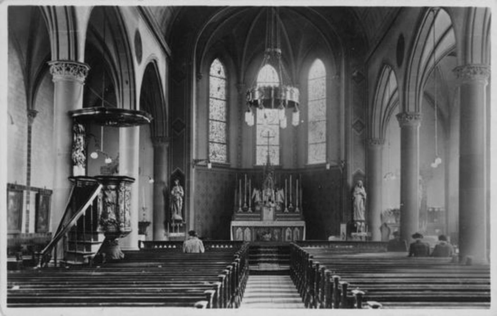 Anthoniusstraat 0016 19__ RK Kerk Oud Interieur 02
