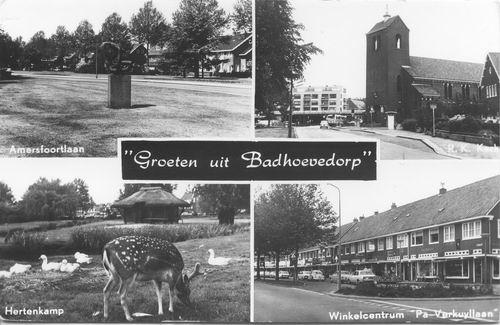 Badhoevedorp 4-luik 1984