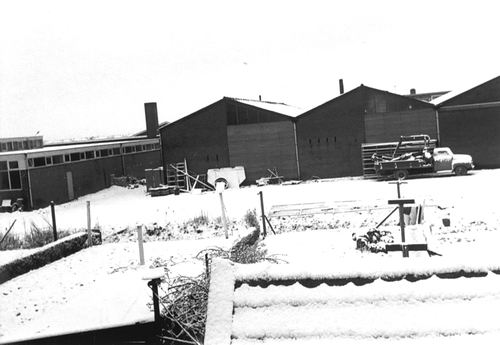 Beetslaan N 0101 1969 achter Erf fam Huismans 02