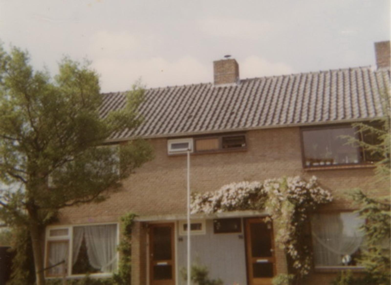 Beetslaan Z 0094-96 1983 Huizen Biemond en Zwager