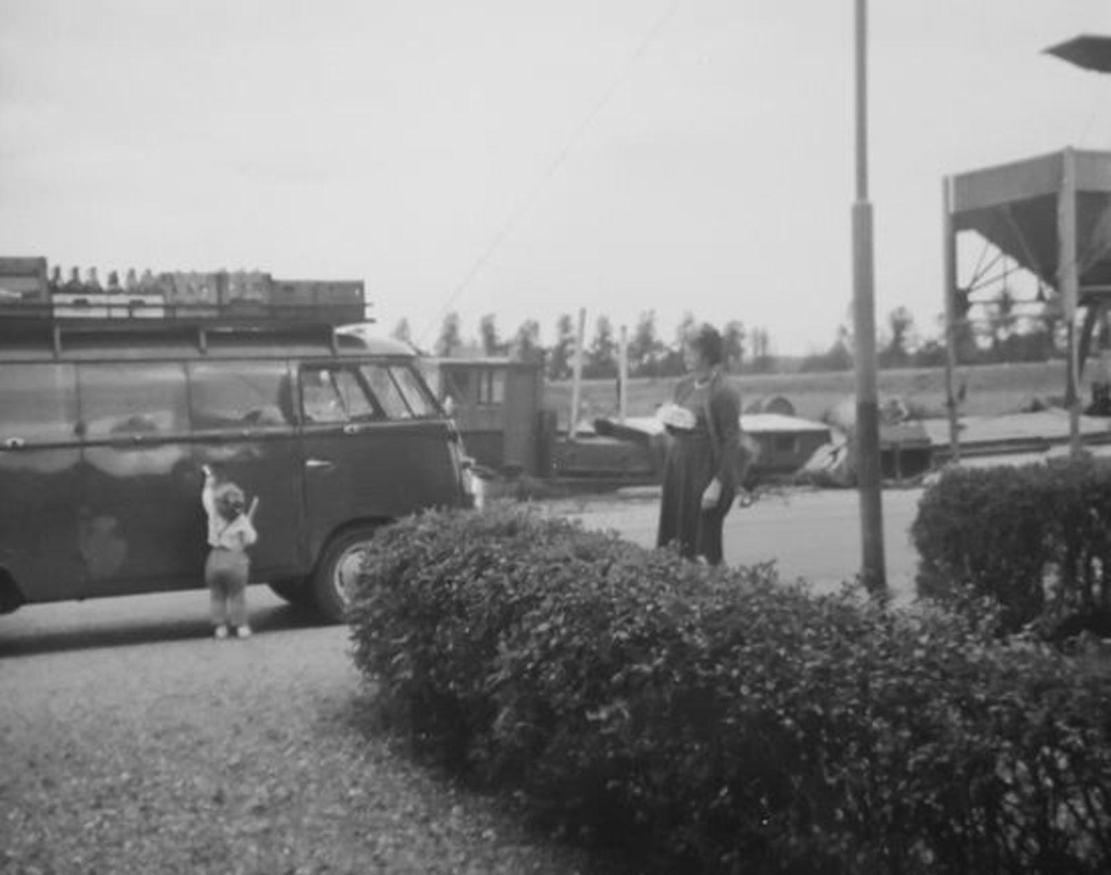 Bennebroekerdijk 0257 1965 bij Huize Rabbers