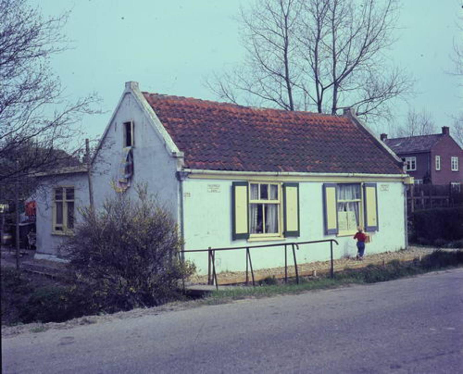 Bennebroekerweg N 0571 19__ Daggeldershuisje