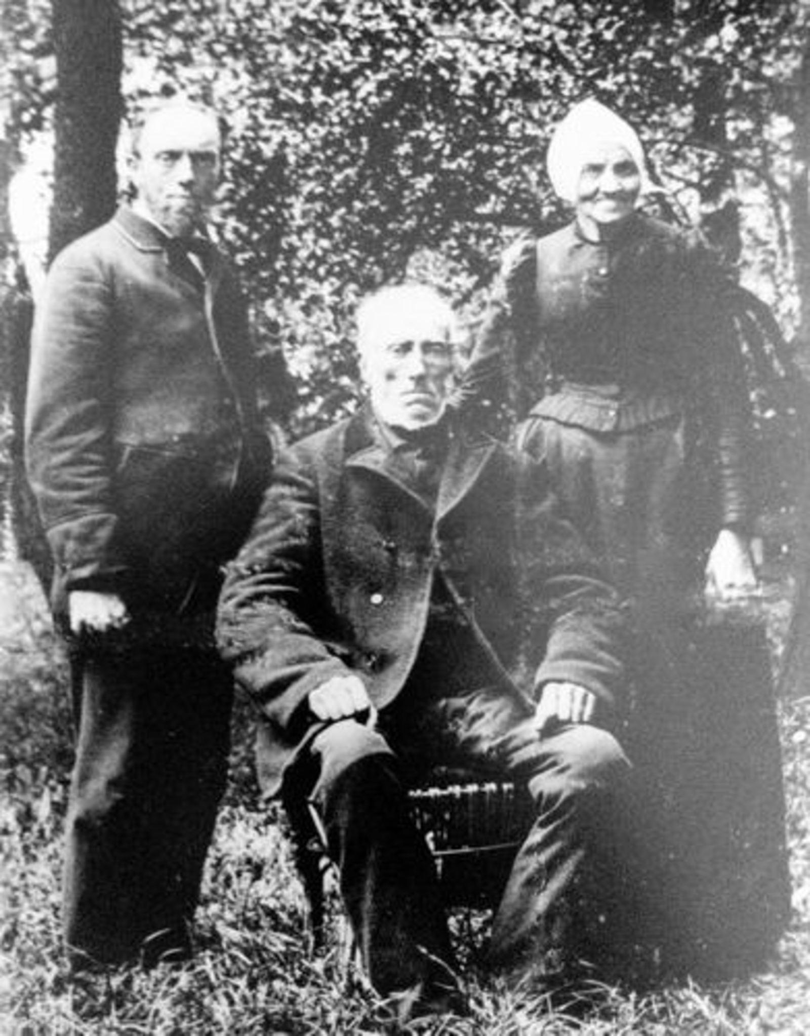 Bier Pieter 1855 189_ met vrouw Jannetje Beets en Pieter Jr