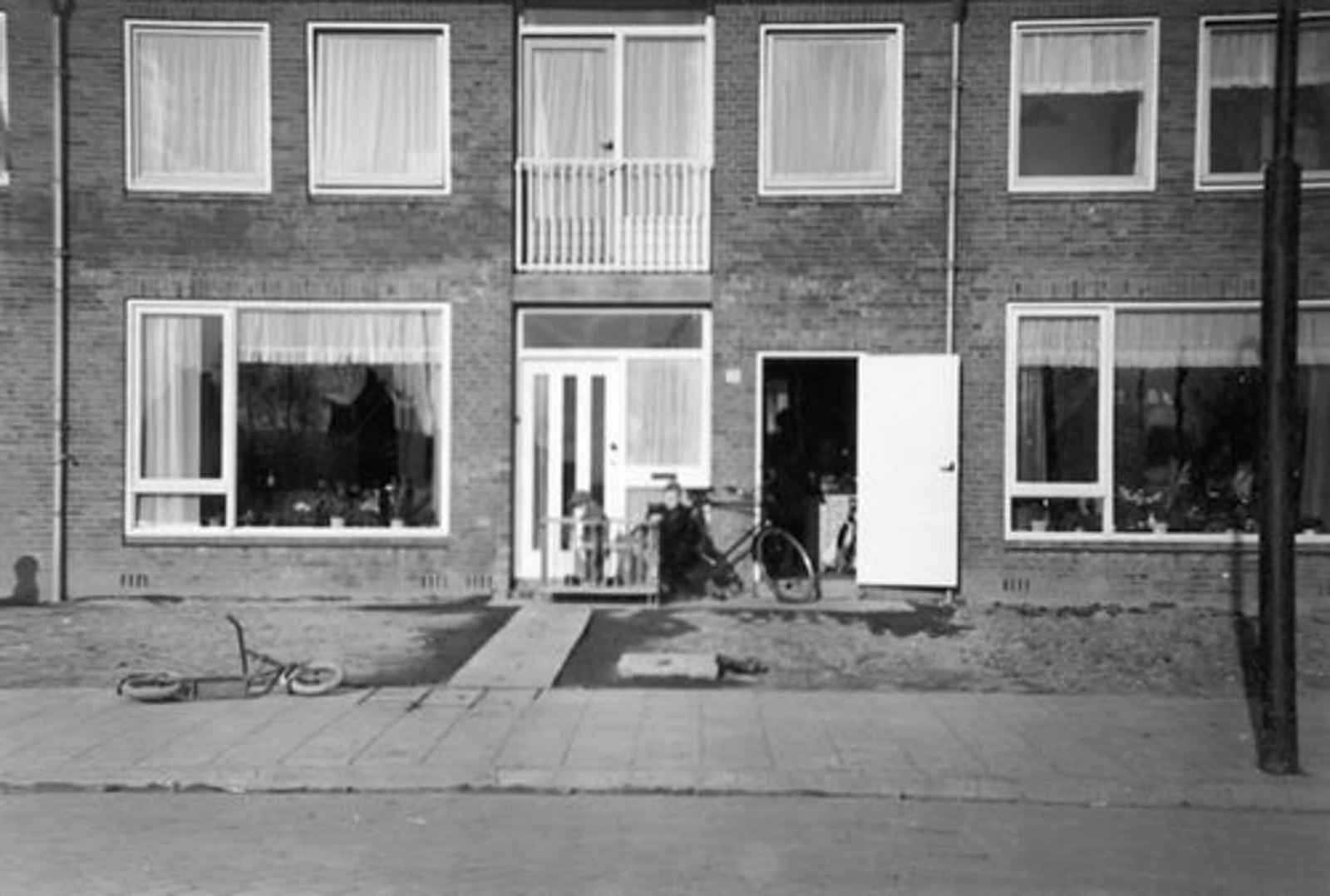 Blauwe Beugelstraat 0035 1961± Huize Pijpers
