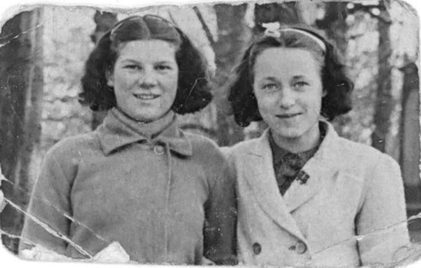 Bliek Jannie 1927 19__ met Onbekend